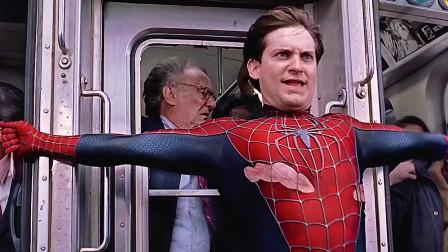 人体手刹不服不行,这蜘蛛丝拉力真强