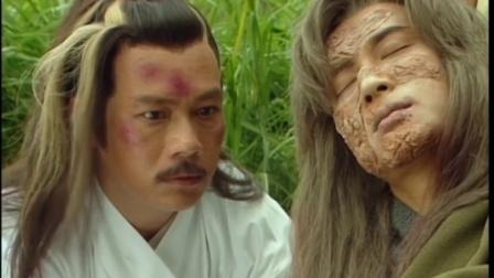 倚天屠龙记:张兆辉打的最帅