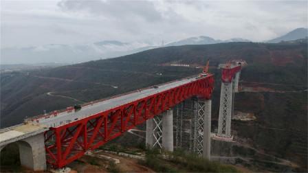 比53层楼还高,元江特大桥刷新世人认知,直呼中国太疯狂