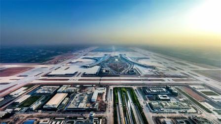 一夜之间,中国这座城市火了!超级机场正式通航,仅次于北京上海
