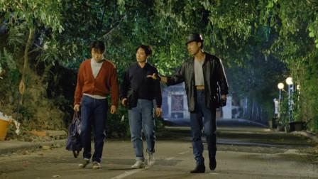 潇洒哥走在路上,有辆出租车别他,他要开的宾利别回去