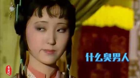 林黛玉对话曹雪芹,薛宝钗中枪!