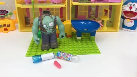 巨人僵尸的口红糖坏了