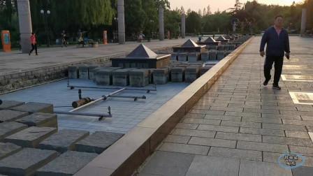 青岛城阳奥林匹克雕塑公园科普教育为主的观光游憩公园!