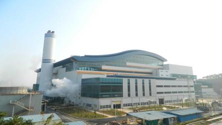 规模全球最大!中国这座发电厂,不用煤炭,烧垃圾1年300万吨