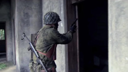 土匪跟踪受伤的解放军妄想干掉,怎料对方身手盖世,结果被反杀!