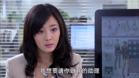 承昊找安琪当私人助理,店长八卦两人关系,承昊却莫名的发脾气