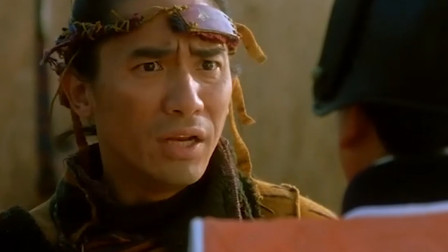 梁朝伟以为化个妆别人就认不出,谁知刘镇伟一秒识破,他才是高手