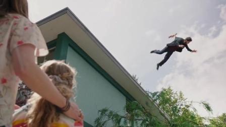 科幻电影闪电侠的宠物,当松鼠变超级英雄