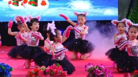 建党百年—礼赞中国暨诺贝尔幼儿园2021年毕业晚会——20.舞蹈《三只小猫》