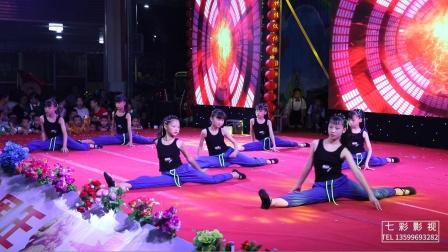 建党百年—礼赞中国暨诺贝尔幼儿园2021年毕业晚会——30.舞蹈《秀舞空间》