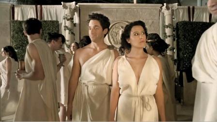 一不小心穿越回古希腊,参加大型多人聚会,简直大开眼界