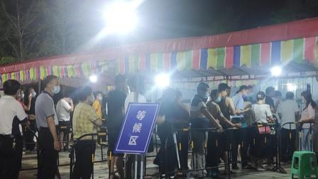江苏扬州8月18日再次开展重点地区核酸检测