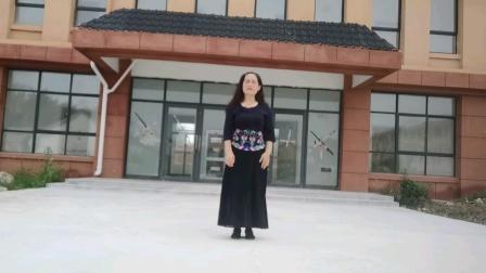 李青广场舞《没有喝够》32步