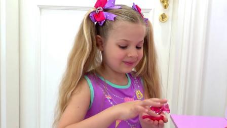 小萝莉的魔法糖果,这次是什么味道的惊喜