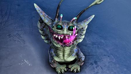 【虾米】神秘的精神控制者,诺格林!方舟创世纪2 第11期