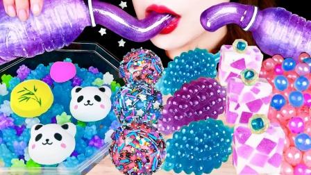 面对糖果没人能抵御的了,尤其是这种高颜值的,好吃又养眼