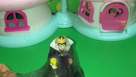 童年趣事:赶快让王后变成世界上最丑的女人吧