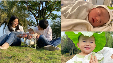 我当妈妈一周年了,这个短片记录了成长过程,养娃是多么幸福呀