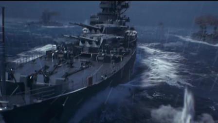 战舰世界:来看看海上巨无霸的炮火!