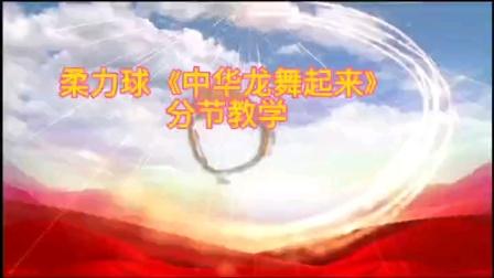 柔力球《中国龙舞起来》分节教学