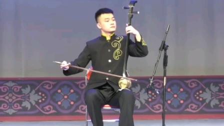 坠琴独奏《夸山东》演奏:温振林