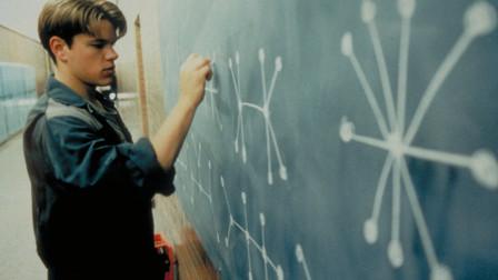 这个清洁工,是个天才少年,一晚上解开麻省理工学院的数学难题