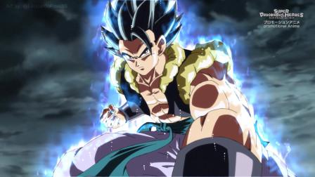 龙珠,战神悟吉塔所有的出场镜头,超高人气的合体战士