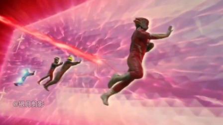 假如奥特曼中防御有段位,迪迦学初代被怪兽戏耍,初代实至名归!