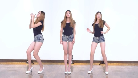 小青 Shake It 舞蹈