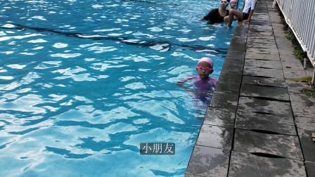游泳的技巧与方法,自由泳视频教程,200米自由泳训练