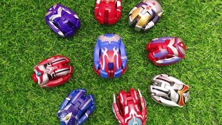 9款奥特曼变形玩具介绍 赛罗奥特曼 迪迦奥特曼