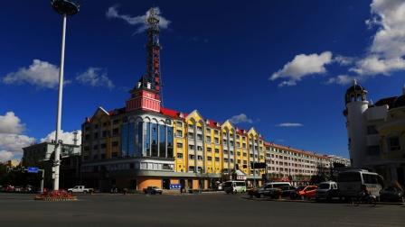 新疆之旅 童话之城布尔津