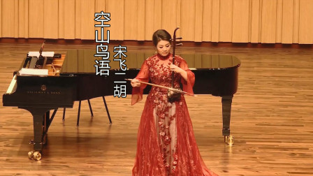 宋飞老师二胡独奏名曲《空山鸟语》, 空灵动听!