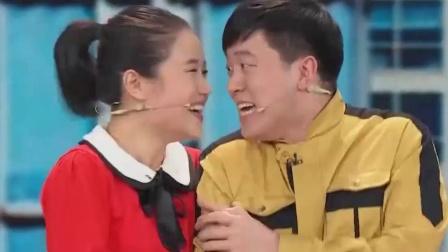 论搞笑我就服刘亮白鸽,两夫妻台上秀恩爱,看完不服不行
