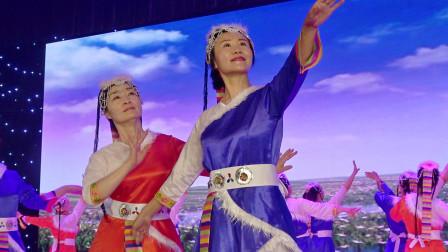 民族舞蹈《再唱山歌给党听》