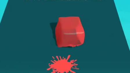 趣味小游戏:果冻快跑,要在障碍物会收缩自如,你会吗