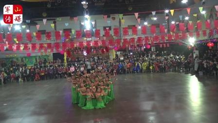 民族舞:缅桂花开朵朵香