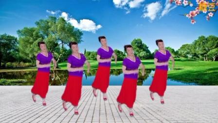 北方潇洒姐妹广场舞《草原的你》