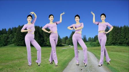 精选广场舞《情字俘虏》动感舞蹈瘦身美体跳出好身材!