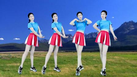 精选广场舞《签订》动感瘦身, 跳出好身材!