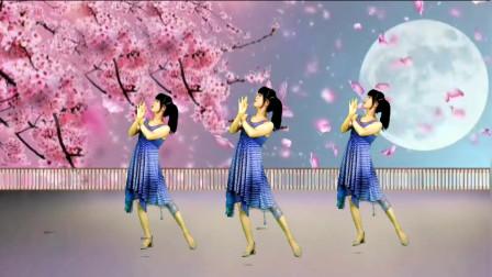 优美健身广场舞《今夜北方飘着雪花》动感时尚,好听更好看!
