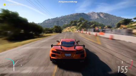 《极限竞速地平线5》游戏新实机演示