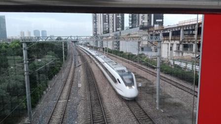 S1029次(上海南——金山卫)莘庄站1道通过