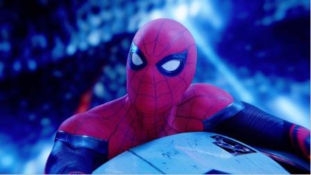 蜘蛛侠英勇奋战 只为责任担当