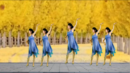 精选热门广场舞《爱你无法等待》动感舞步,减脂塑形,减肥瘦身!