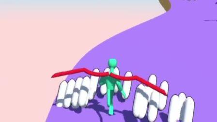 趣味小游戏:跳个绳居然也能有这么多心机,还好及时发现