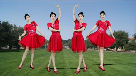 广场舞《悄悄地离开》节奏动感,舞姿优美!