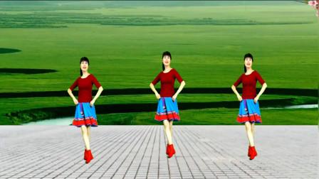 广场舞《大风来浪一浪》节奏动感,舞姿优美!