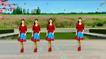 动感DJ广场舞《到了额这个年纪》优美优美,燃脂瘦身!